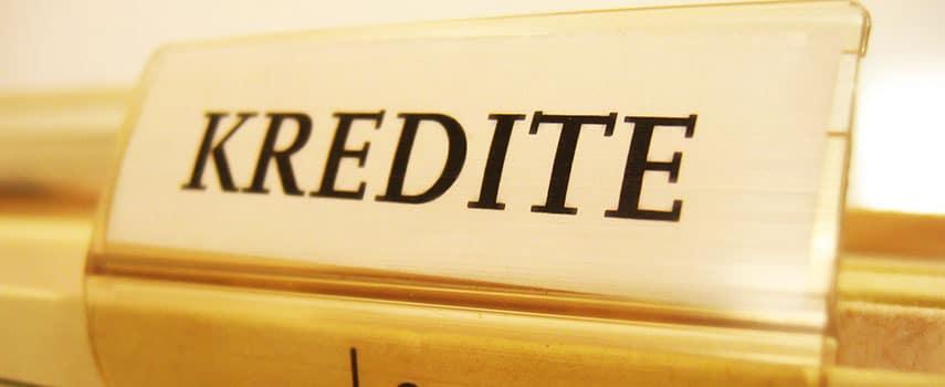 Was muss ich beachten, um einen Kredit bekommen zu können?
